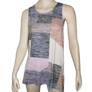 Wilfred Free Colour Blocked Sleeveless Tank Top